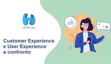 Customer Experience e User Experience a confronto