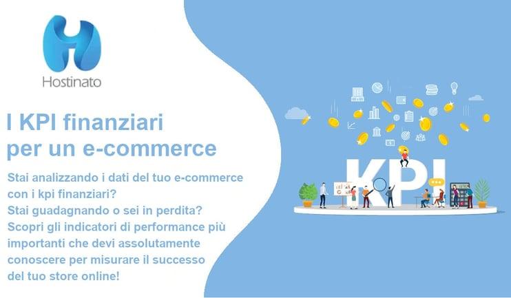 KPI finanziari per un e-commerce