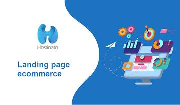landing page ecommerce