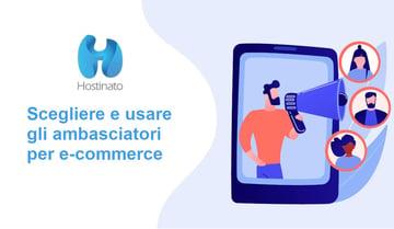 ambasciatori per e-commerce