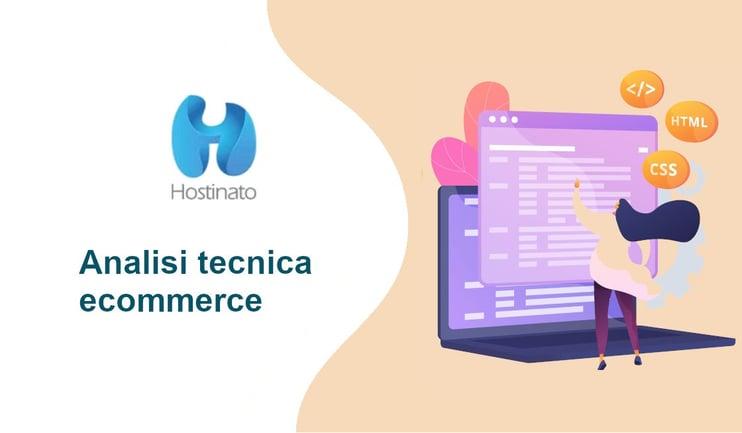 analisi tecnica ecommerce