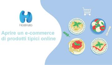 aprire e-commerce di prodotti tipici online