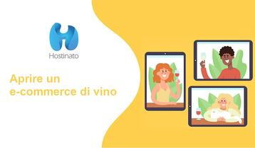 aprire e-commerce vino