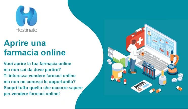 aprire farmacia online