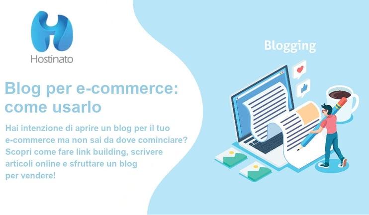 blog per commerce in strategia di comunicazione