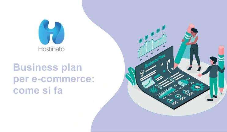 business plan per e-commerce