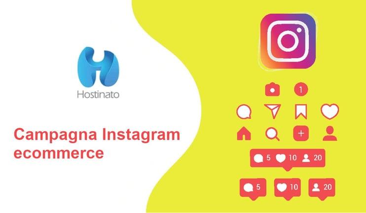Campagna Instagram ecommerce