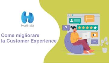 Come migliorare la Customer Experience