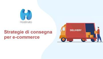 consegna per e-commerce