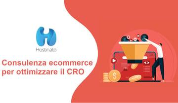 consulenza ecommerce per ottimizzare il CRO