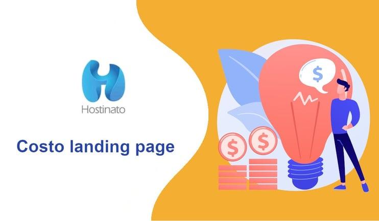 costo landing page