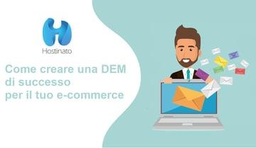 creare dem di successo per e-commerce