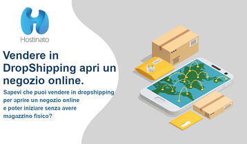 vendere in dropshipping