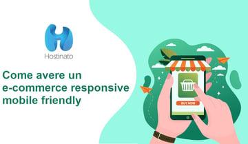 e-commerce responsive mobile friendly