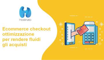 ecommerce check out ottimizzazione
