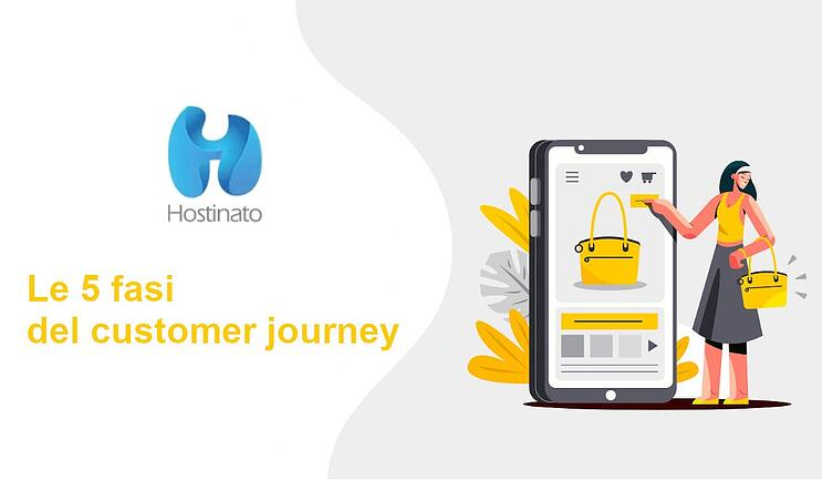 5 fasi del customer journey