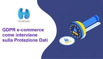 gdpr ecommerce protezione dati