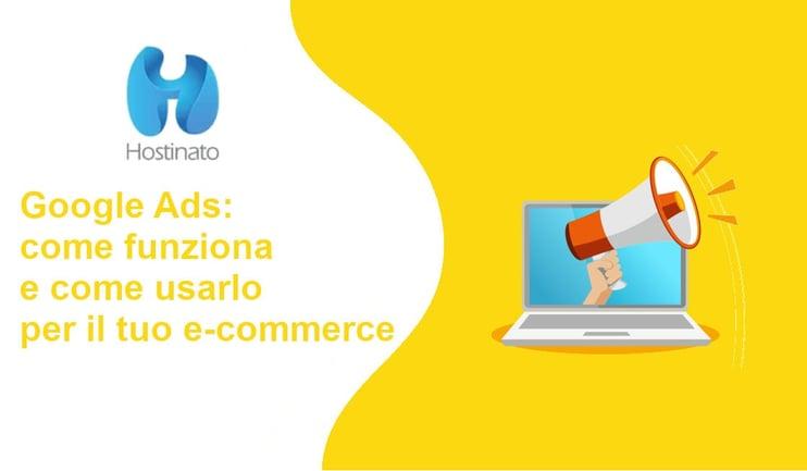 google ads come funziona per e-commerce