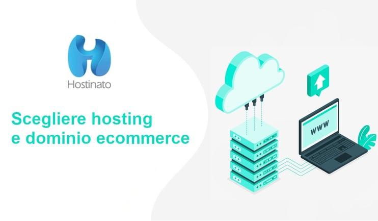 hosting e dominio ecommerce