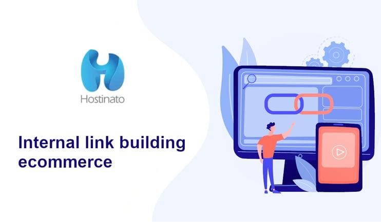 internal link building ecommerce