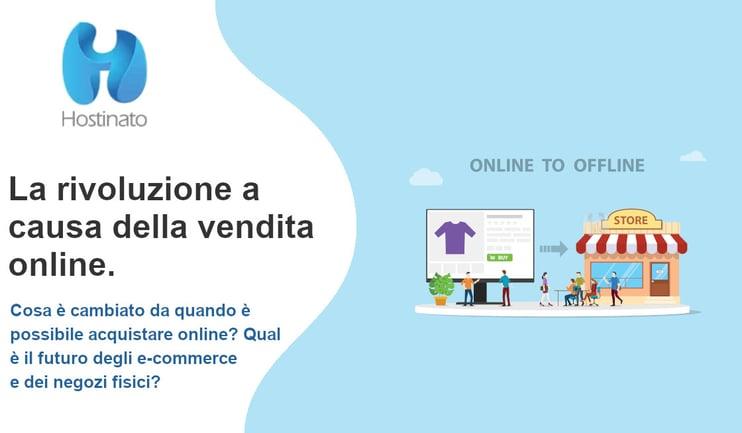 vendita online la rivoluzione