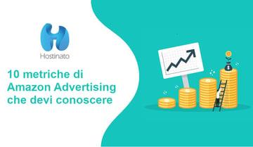 metriche amazon advertising