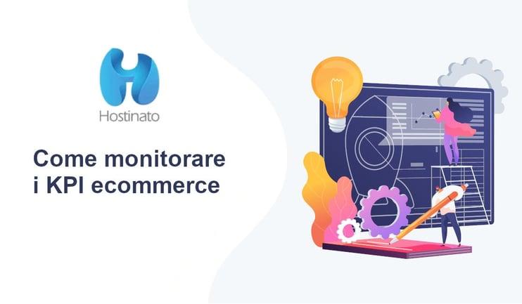 monitorare kpi ecommerce