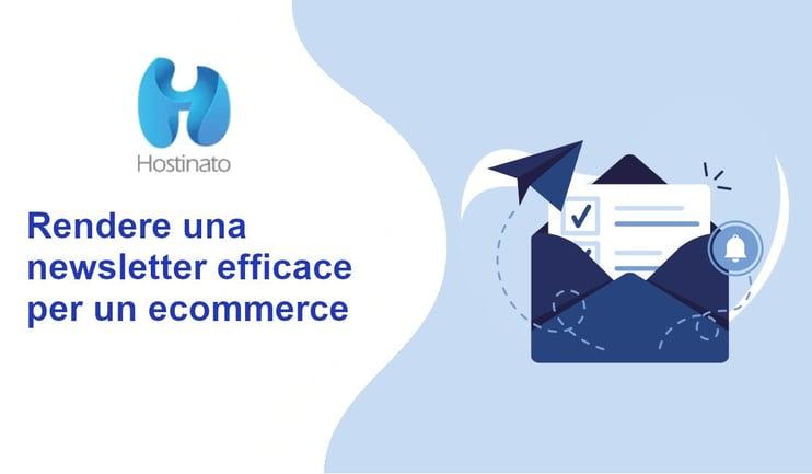 newsletter efficace per ecommerce