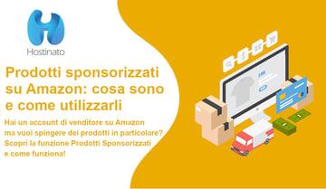 prodotti sponsorizzati amazon