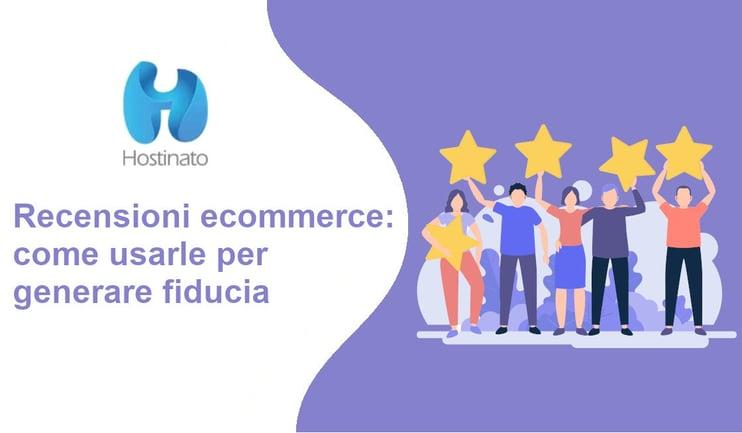recensioni e-commerce