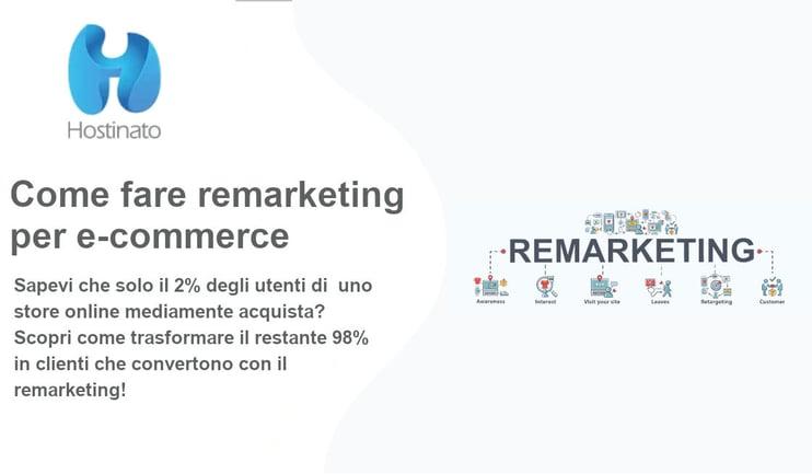 remarketing ecommerce