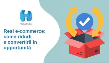 resi e-commerce ridurli e convertirli in opportunità