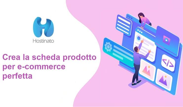 scheda prodotto per e-commerce perfetta
