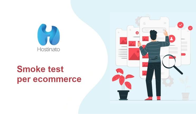 Smoke test per ecommerce
