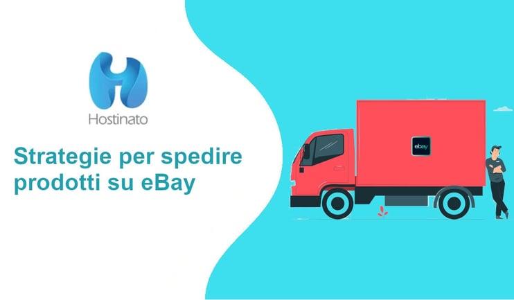 strategie per spedire prodotti su ebay