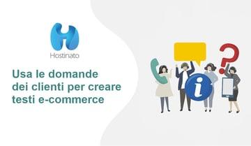 testi e-commerce