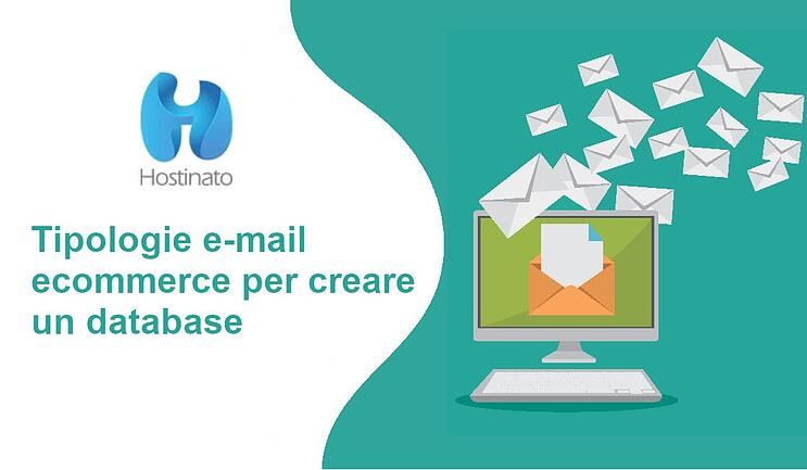 tipologie e-mail ecommerce