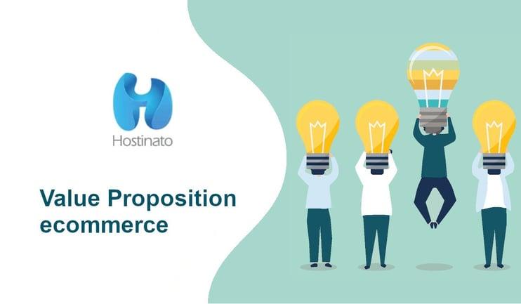 Value Proposition ecommerce
