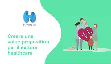 value proposition per il settore healthcare