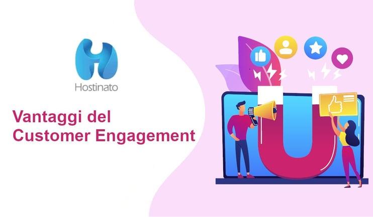 vantaggi customer engagement