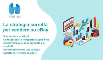 La strategia corretta per vendere su eBay