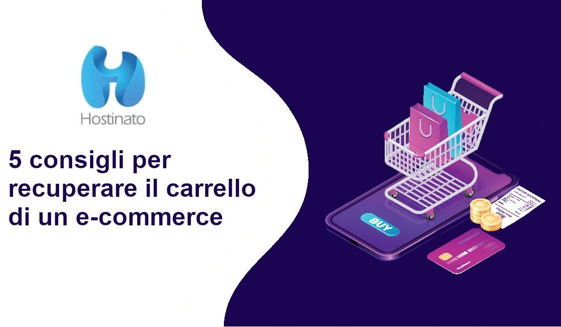 recuperare carrello e-commerce