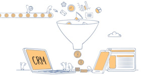 CRM-Funnel