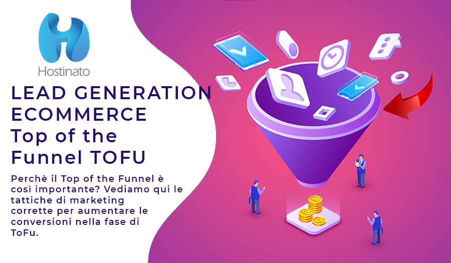 Lead generation TOFU