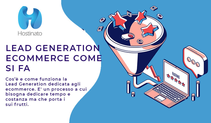 lead generation ecommerce