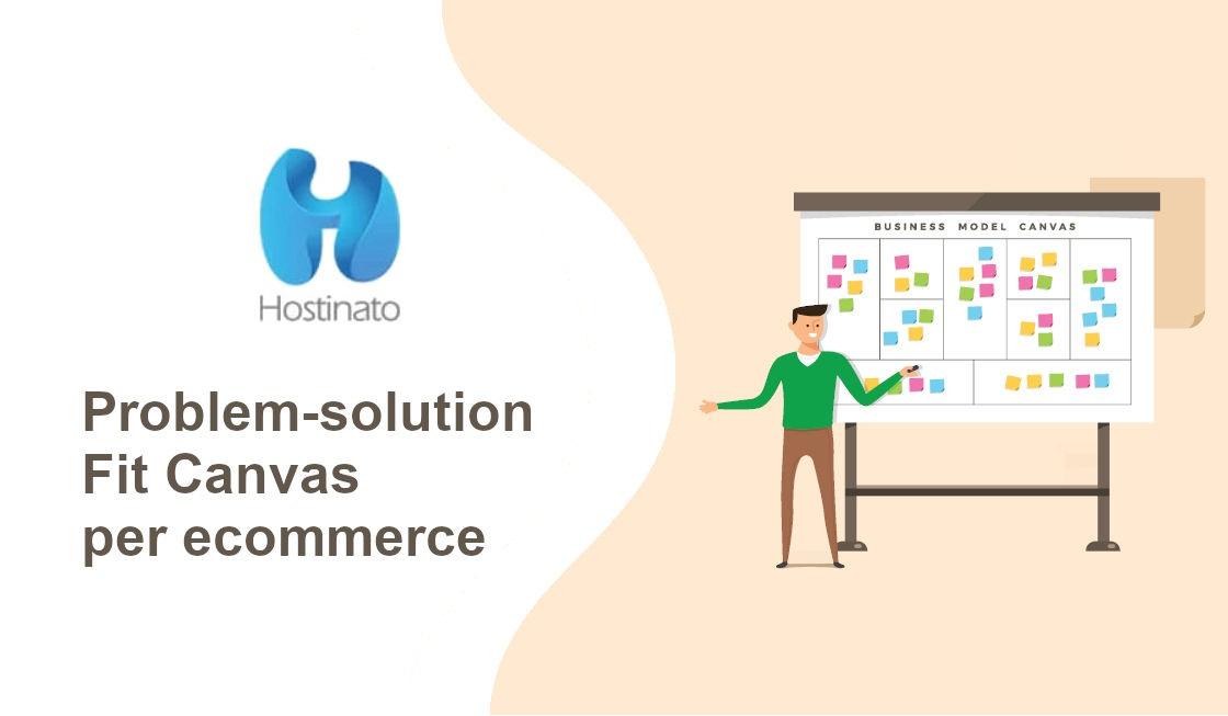 Problem-solution Fit Canvas per ecommerce