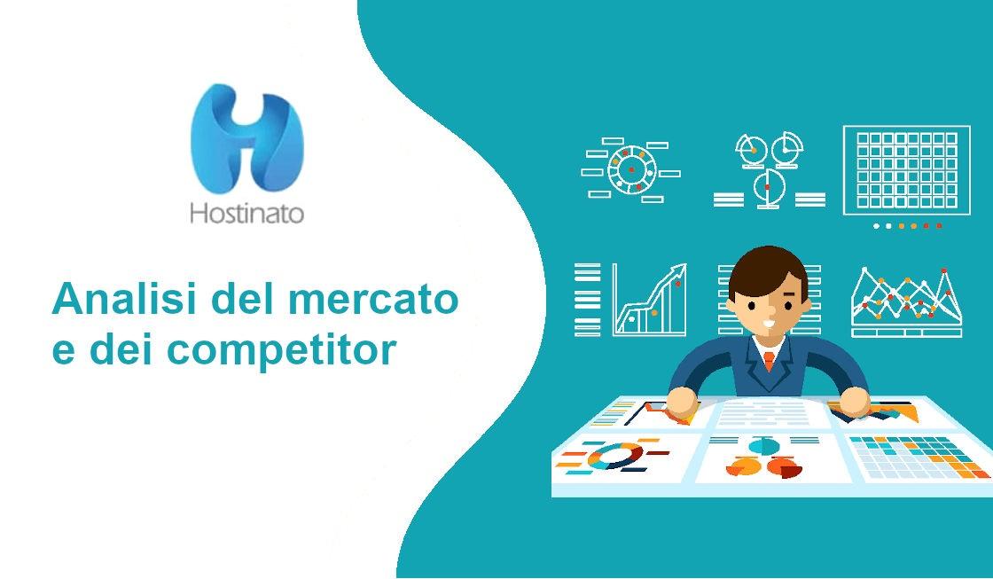 analisi del mercato e dei competitor