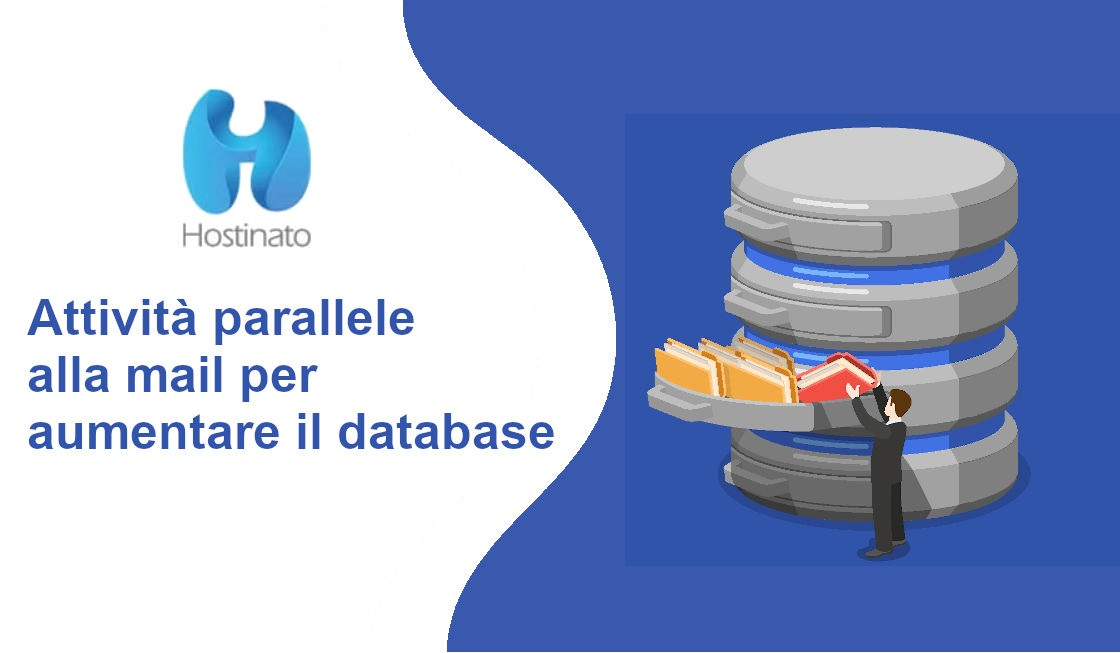 aumentare il database