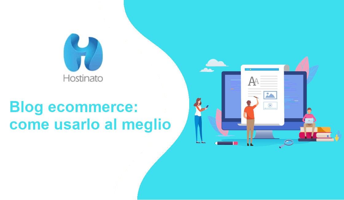blog per ecommerce come usarlo