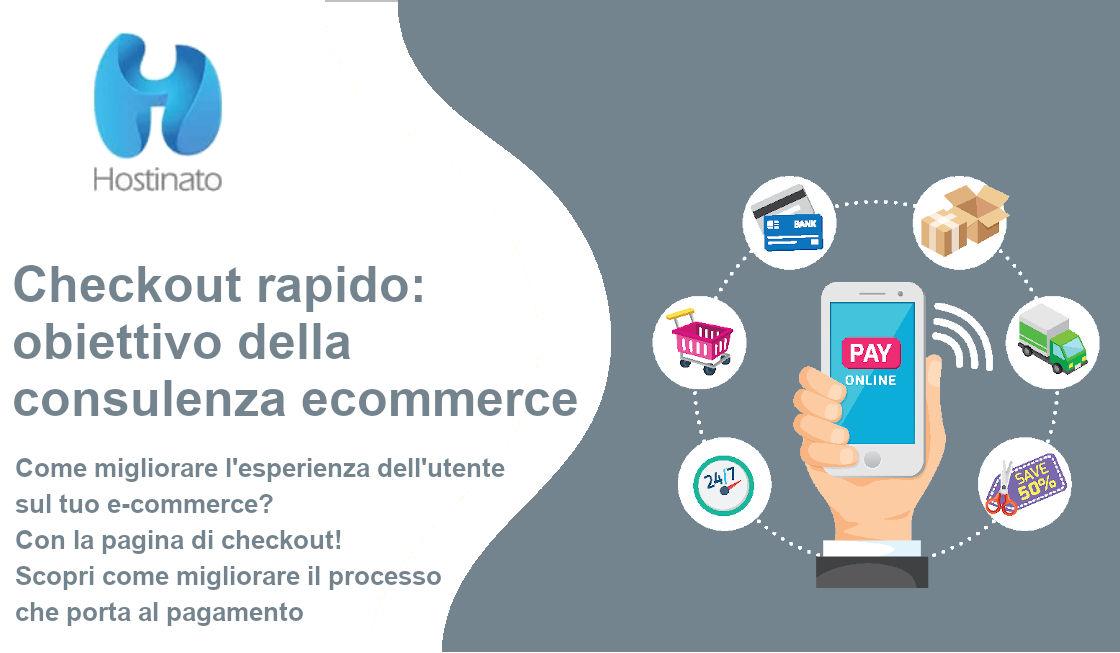checkout rapido e-commerce